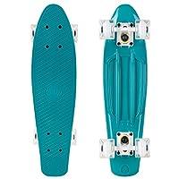 "Cal 7 22.5"" Complete Mini Cruiser Plastic Skateboard (Midgard)"