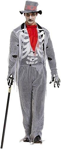 Costume Fancy Dress Voodoo Man