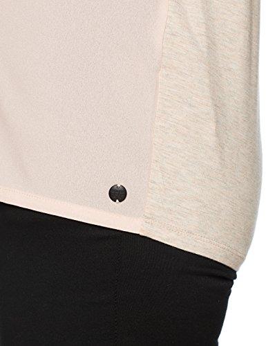 Garcia Damen T-Shirt Rosa (Nude 2494)