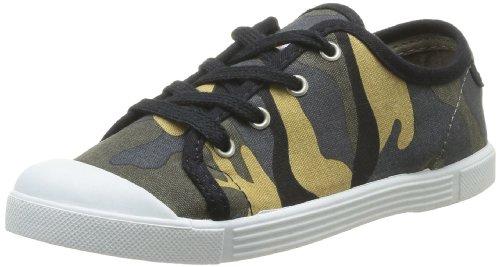littlearth-sanlas-print-j-e14igc807-zapatillas-de-tela-para-unisex-ninos-color-negro-talla-33