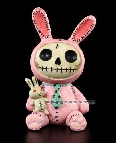 Furry Bones Figur - Bunny