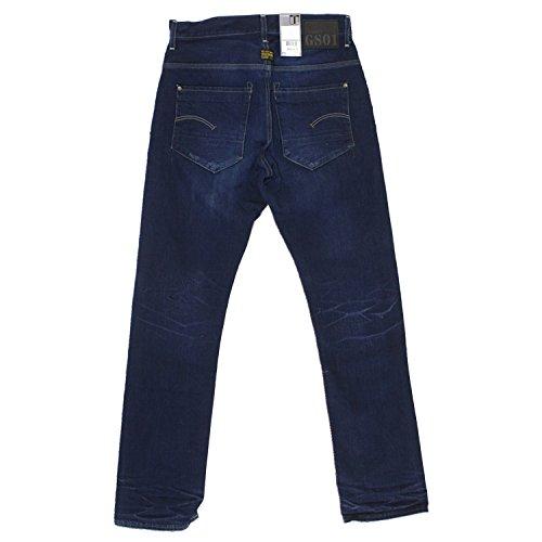 G-STAR Herren New Radar Slim Jeans pillar denim medium aged 4644.071