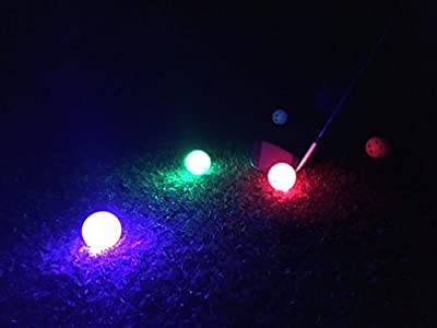 3 pieza LED pelota