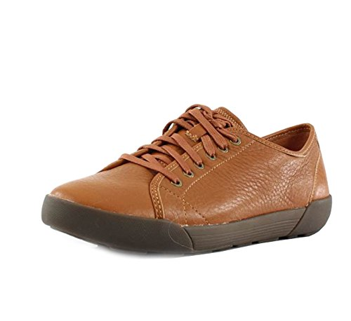 rockport-womens-jodene-lace-up-leather-shoes-sneakers-uk-5-tan