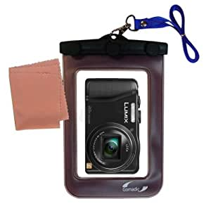 Pochette de protection waterproof pour le Panasonic Lumix ZS25 / ZS30