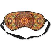 Red Yellow Kaleidoscope Sleep Eyes Masks - Comfortable Sleeping Mask Eye Cover For Travelling Night Noon Nap Mediation... preisvergleich bei billige-tabletten.eu