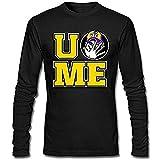 Men's WW John Cena U Cant See Me Logo Long Sleeve T Shirt XL