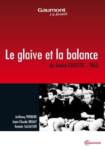 Bild von Le glaive et la balance [FR Import]