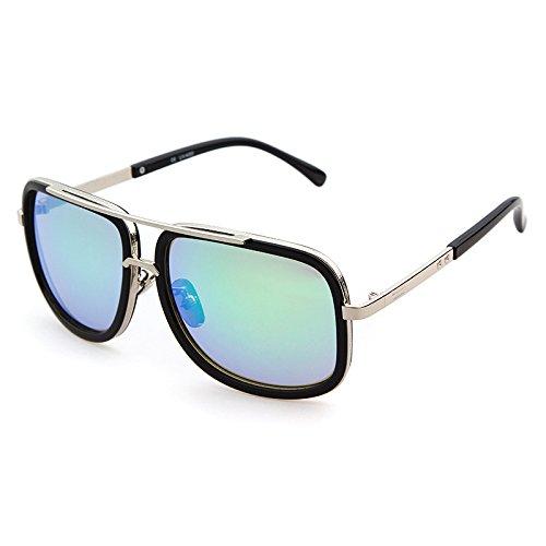 liyongdong calle caja de Fashion gafas de sol para hombres y mujeres con moda gafas de sol, c1
