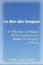 Le don des langues de Fabien Snauwaert