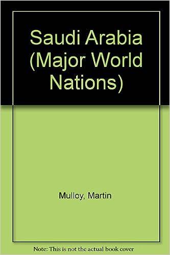 Major World Reviews >> Buy Saudi Arabia Major World Nations Book Online At Low