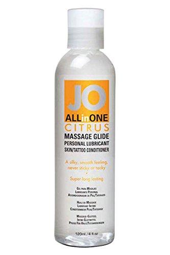 System Jo Gleitgel AllinOne Citrus, 120 ml