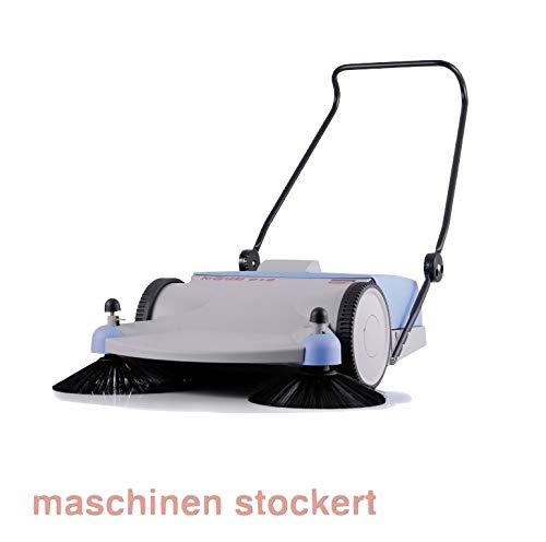 KRÄNZLE Handkehrmaschine 2 + 2 Breite 80 cm