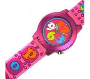 Baby Watch - Montre enfant modèle fille - Passion Pop