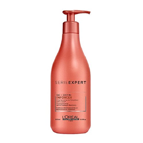 L'Oréal Professionnel Série Expert Inforcer Shampoo - Aufbauend, stärkend & kräftigend, 500 ml