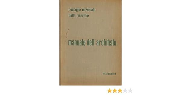 Manuale Dellarchitetto Pdf Gratis