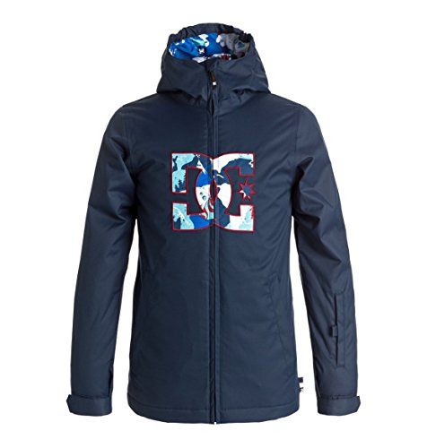DC Shoes Story - Snow Jacket for Boys 8-16 - Snow Jacke - Jungen 8-16 - Lila