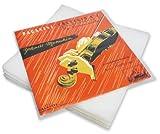 Schellack Schallplatten 10inch Schützhüllen aus PE Protected (100 Stück)