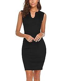 39ae89970414 Amazon.fr   tailleur femme chic - Robes   Femme   Vêtements