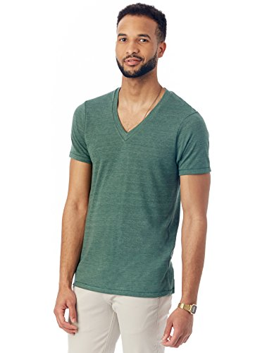 Alternative Herren T-Shirt Eco True Dusty Pine