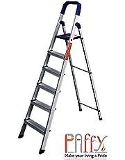 PAffy HomePro 6-Steps Folding Ladder