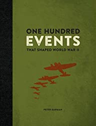 One Hundred Events That Shaped World War II by Peter Darman (2016-05-05)