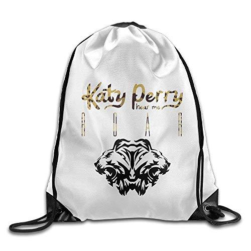 Fashion Katy Perry Hear Me Drawstring Bag ()