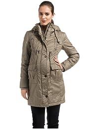 Noppies Women's Hooded Long - regular Coat