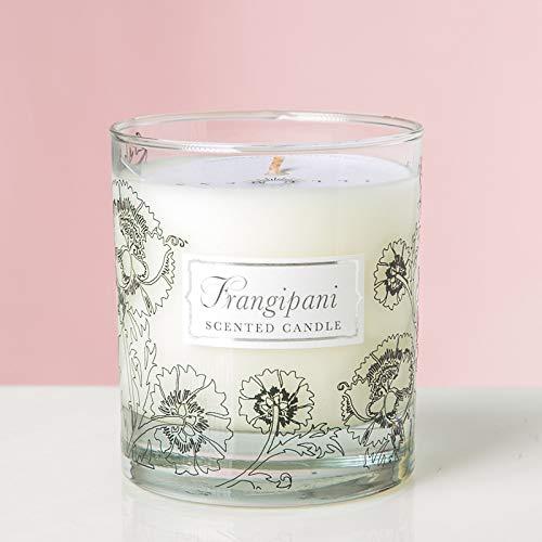 GSKTY Aromatherapie-Kerze Glas aus der Dose Soja Wachs nach Hause reinigende Luft Aromatherapie Kerze Festliche Geschenke