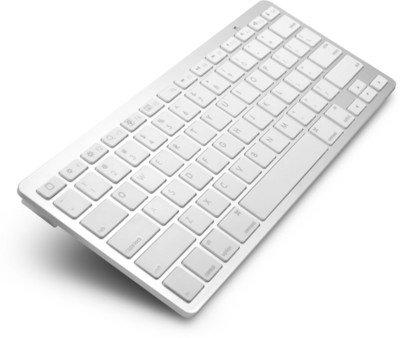 eGizmos Ultrathin Bluetooth Keyboard for iPad Air , iPad Mini, iPad 2/ 3/ 4/, iPhone 4/ 4S/ 5 / 5S, Google Nexus, Samsung Galaxy Tab, Samsung Galaxy Note and other Tablets