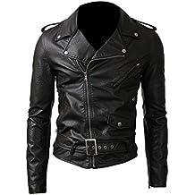 Brando Belted Rider Slim Fit chaqueta para Moto