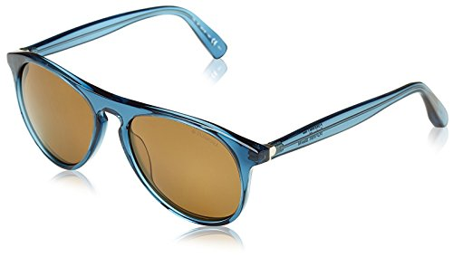 Polaroid Unisex-Erwachsene PLP-101-YF9-M Sonnenbrille, Blau (Azul), 54