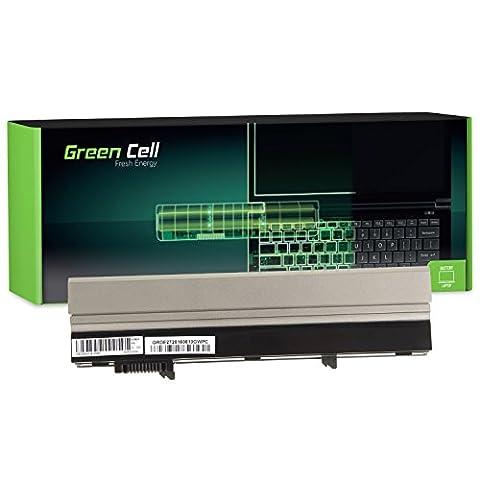 Green Cell® Standard Série YP463 Batterie pour Dell Latitude E4300 E4310 Ordinateur PC Portable (6 Cellules 4400mAh 11.1V Argent)
