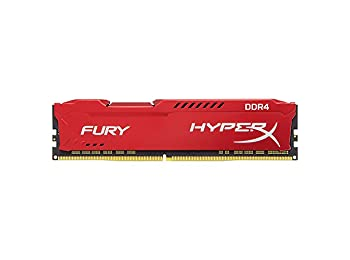 16GB HyperX FURY DDR4 bellek - HX426C16FR/16