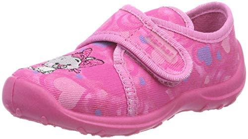 Fischer Mädchen Boogy Niedrige Hausschuhe, Pink (Pink 304), 31 EU