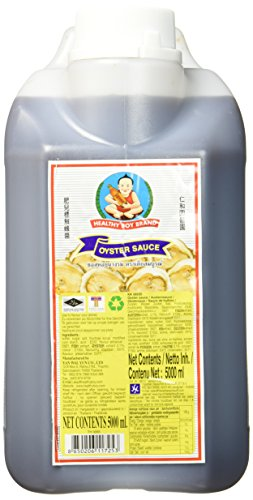 Healthy Boy Oystersauce, 1er Pack (1 x 5 l Packung)