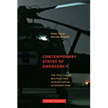 Contemporary States of Emergency by Didier Fassin (2010-05-07)