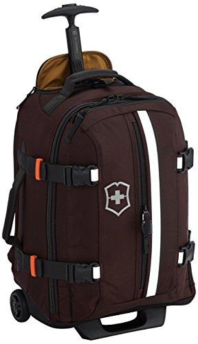 Victorinox CH 20 Tourist Carry-on Poliéster Púrpura – Bolsa de viaje (36 cm, 23 cm, 51 cm, 3,4 kg, Púrpura)
