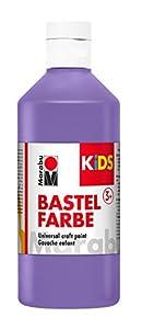 Marabu 03040075251Manualidades Color, púrpura