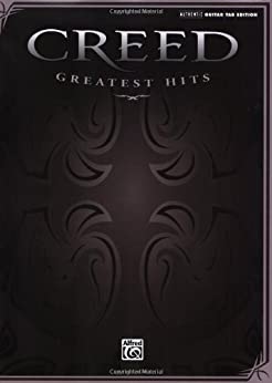 Creed- Greatest Hits: Authentic Guitar Tab par [Creed]