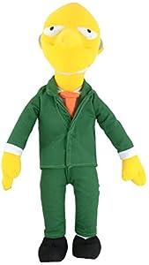 United Labels 0812802-The Simpsons-Peluche de Mr. Burns, Aprox. 37cm