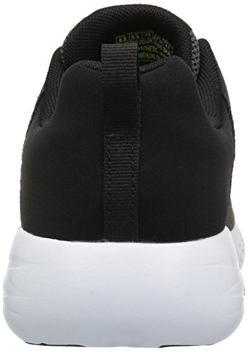 Skechers Go Run 600-Revel, Scarpe Sportive Uomo Nero (Black/white)