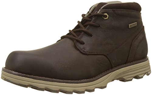 CAT Footwear Herren Elude Wp Combat Boots, Braun (Mens Brown Sugar), 46 EU -