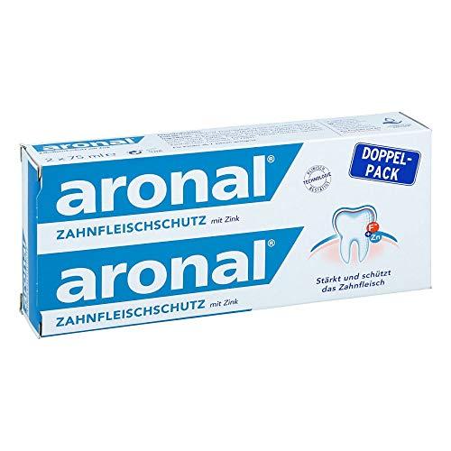 Aronal Zahnpasta Doppelpa 2X75 ml