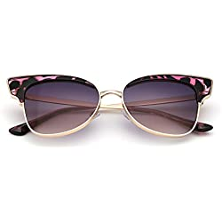 Menton Ezil Damen Sonnenbrille mehrfarbig mehrfarbig