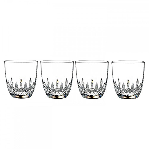 Waterford Lismore Encore Tumbler, Set of 4 by Waterford Waterford Tumbler Set