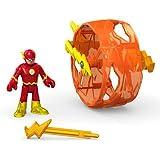 Fisher Price Imaginext Juguete - DC Super Friends - Flash y bicicleta Figura De Acción