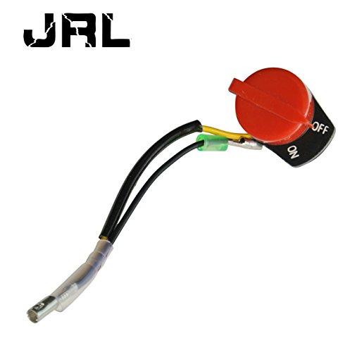 Preisvergleich Produktbild JRL Hochdruckreiniger Stop Schalter für Benzin Motoren 168F 170F GX160188F 190F