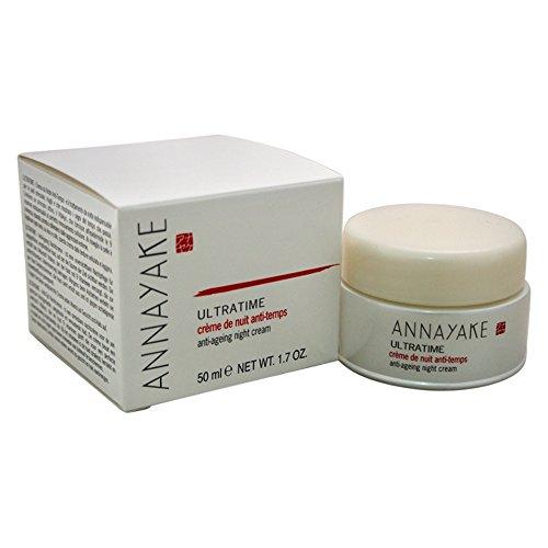 Annayake Ultratime Anti-Ageing Night Cream, 1er Pack (1x50ml)