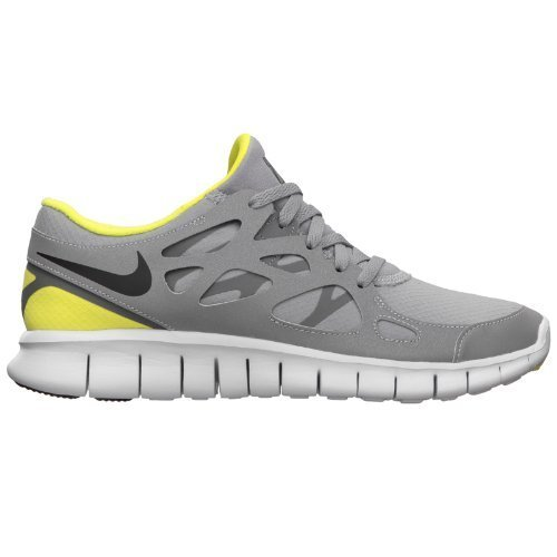 NIKE Free Run + 2 Shield pour femme 472526–007 Couleur : Stealth, 5 US